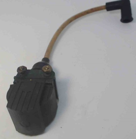 "4409A1 Mercury 1970-1977  Ignition Coil w/8-1/2"" Lead 3.9 4 7.5+ HP 1 YEAR WTY!"