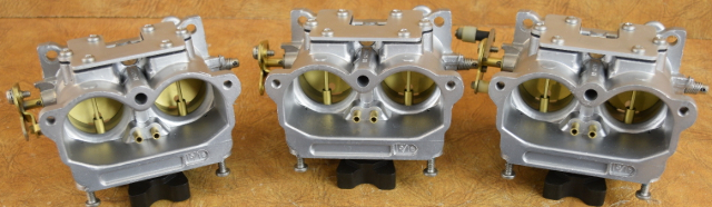 REBUILT! 1989-90 Johnson Evinrude Carburetor Set 431795 C 334329 150 HP V6