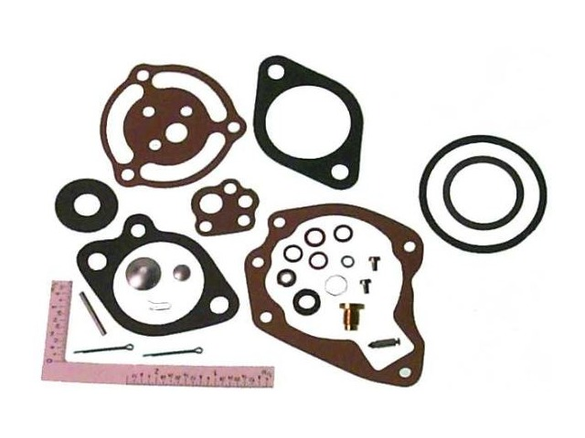 18-7024 439075 Sierra 1964-1978 Carburetor Kit rep Johnson Evinrude 40 HP NEW!