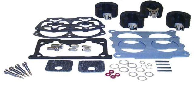 NEW! 1990-91 Sierra Carburetor Kit 18-7744 rep Yamaha 6N6-W0093-00-00 115 130 HP
