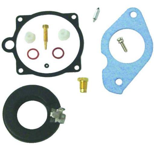 NEW 1984-97 Sierra Carburetor Kit 18-7770 rep Yamaha 689-W0093-02-00 25 30 HP