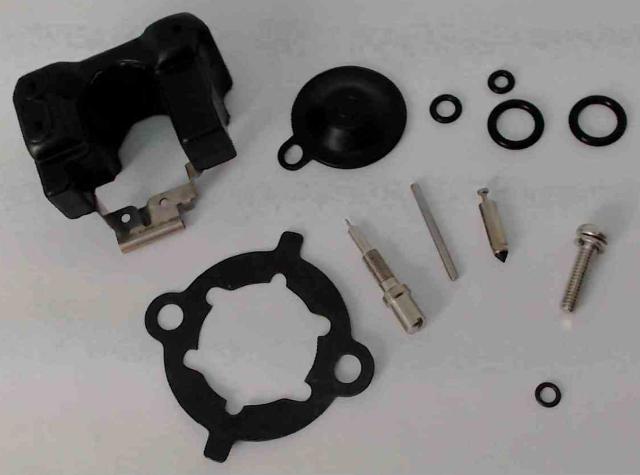 NEW! 1985-91 Yamaha Carburetor Kit 6G8-W0093-02-00 6G8-W0093-00-00 8 9.9 HP