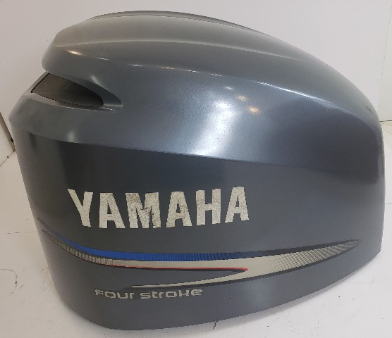 6P2-42610-01-00 Yamaha 2005 & UP Top Cowling Hood Engine Cover 250 HP 4  stroke