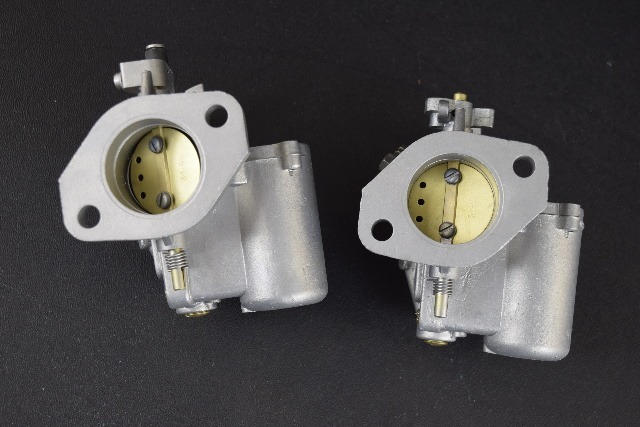 1335-4027 4027 KC15A KC-15A 1971 Mercury Carburetor Set 65 650 HP 4 Cyl REBUILT!