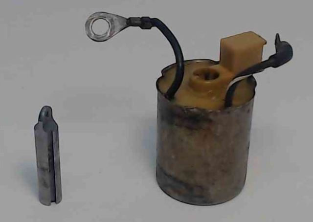 581929 Johnson Evinrude 1979-1982 Choke Solenoid W/ Plunger  25 35 50 55 60+ HP