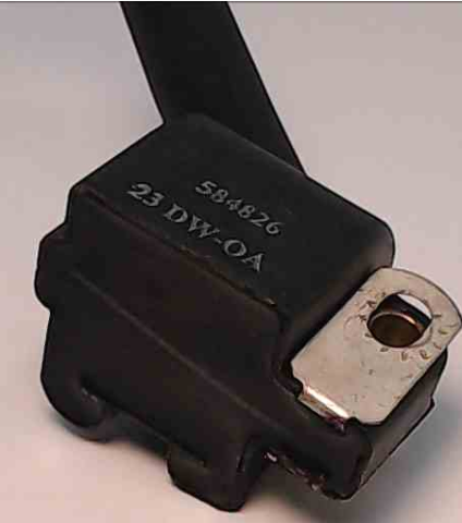 JOHNSON EVINRUDE OUTBOARD IGNITION POINT SET 1-35 HP Inboard ...