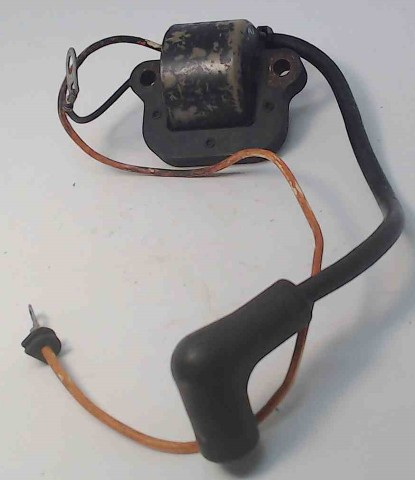 "581823 Johnson Evinrude 1978 Ignition Coil 8"" Lead 150 175 200 235 HP 1 YEAR WTY"