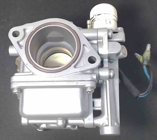 804168T08 Mercury 2000-05 Top/Third Carburetor Assembly 90 HP 4 stroke  REBUILT!