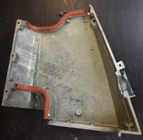 FA435145 Chrysler 1974-1987 Starboard Long Side Cover 35 45 HP 2 Cylinder