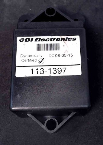 113-1397 581397 581137 CDI 1971-77 Power Pack for Johnson 50 55 HP 1 YEAR WTY!