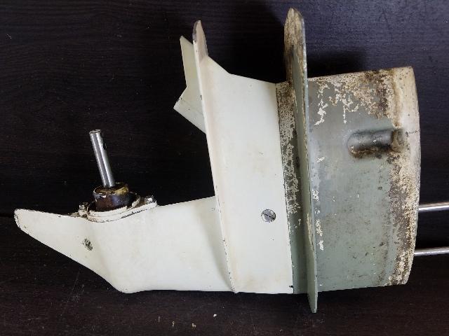 "435108 Johnson Evinrude 1992-1996 20"" Lower Unit 6 8 HP FOR PARTS/REPAIR!"