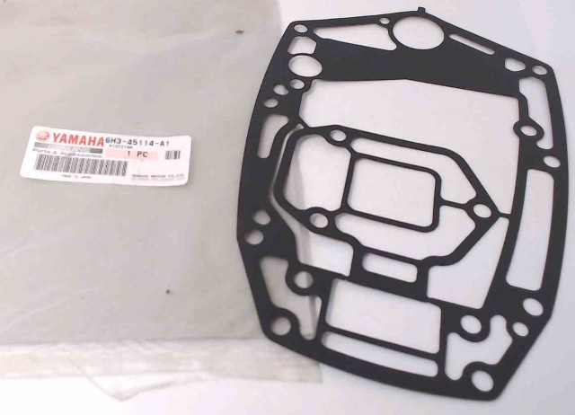 Genuine Yamaha Outboard 40HP 50HP 3-CYL Upper Casing Gasket 6H4-45114-00 /<1994