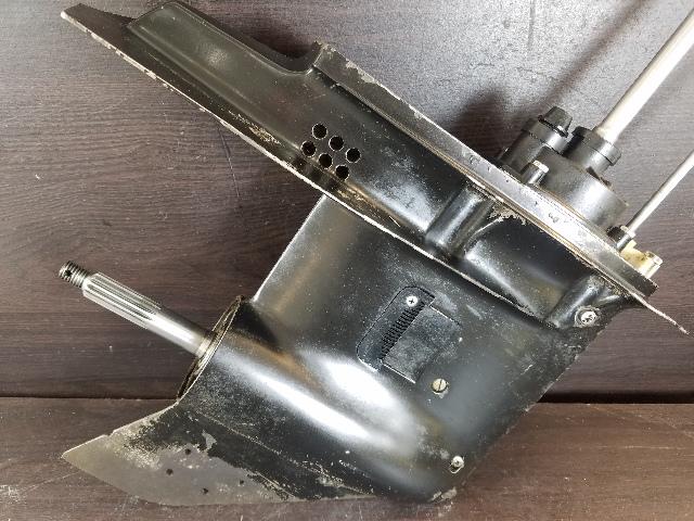"1989-92 Johnson Evinrude 20"" Lower Unit 40 48 50 HP 2 Cylinder 1 YEAR WARRANTY!"