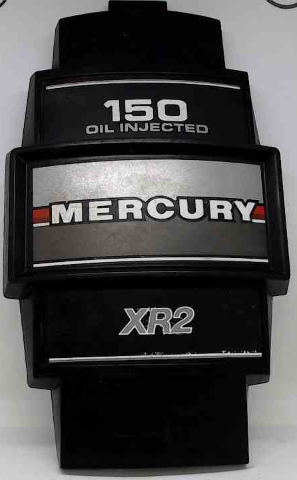 Mercury Front Cowling Cover Latch Medallion 150 HP XR2 Oil Injected
