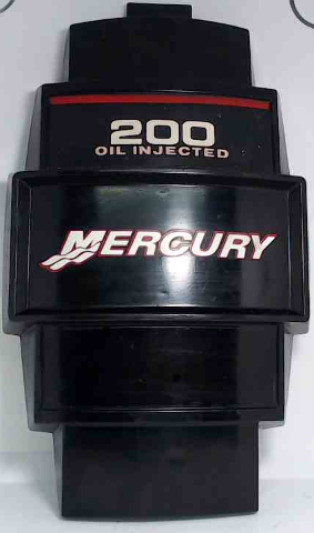Mercury Front Cowl Cover Medallion 5399A1 5399A3 1979-1988 150 175 200 HP