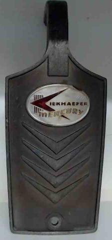 Kiekhaefer Mercury Mark Front Cover Medallion