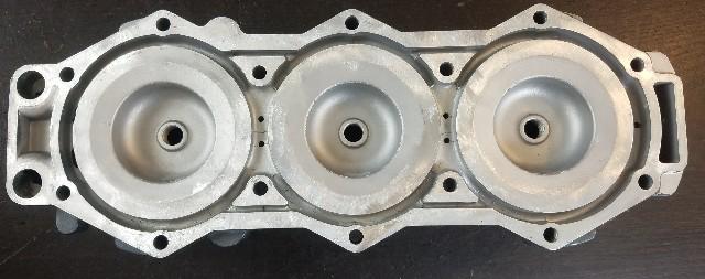 6G5-11111-04-94 Yamaha 1996-1999 Cylinder Head 150 175 200 HP 2-Stroke V6