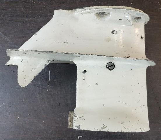 1968-77 Johnson Evinrude Splitcase Upper Gearcase 18 20 25 HP HOUSING ONLY