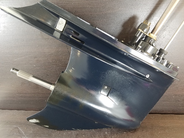 """2006 & UP OEM Evinrude ETEC Mag II 20"""" Lower Unit 150 175 200 225+ HP 1 YEAR WTY"""