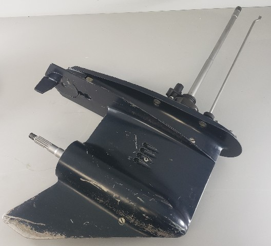 """1 YEAR WTY! 1992-98 Johnson Evinrude 20"""" Lower Unit V4 Long 88 90 110 115 140 HP"""