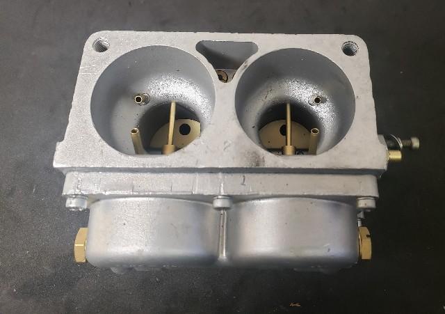WH-2-2 C# 1382-6425 Mercury Middle Carburetor Assembly REBUILT!