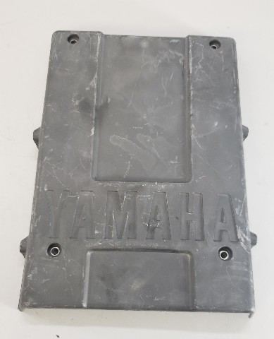 61A-85537-00 Yamaha 1990-2005 Genuine Electrical Cover 200 225 250HP V6 2 Stroke