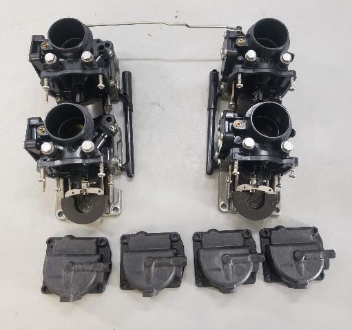 J30RCOA Outboard Engines J30RLCOA Carburetor Repair Kit for 1985 Johnson 30HP