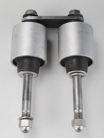 6CB-44514-00-00 Yamaha 2006 & UP VMAX SHO Upper Damper Rubber Mounts 200 225+ HP