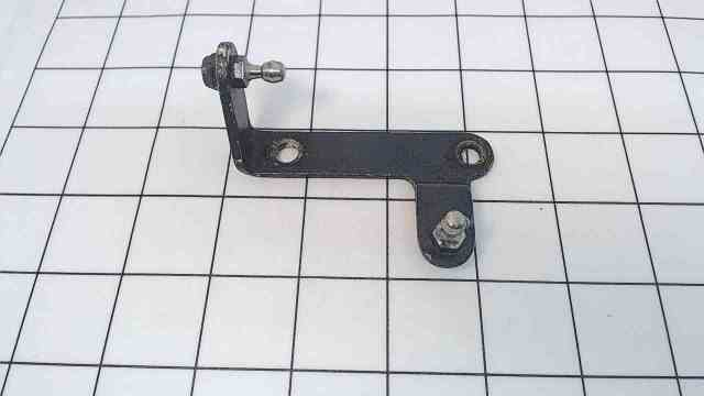 FS85872-1 Chrysler Force 1981-1989 Remote Cable Bracket 75-140 HP