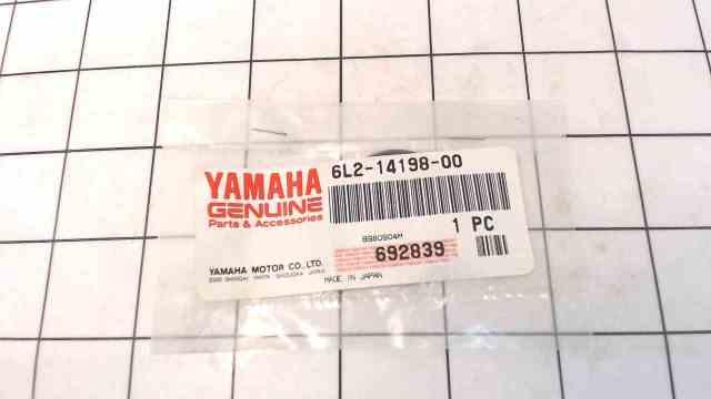 NEW! Yamaha Gasket 6L2-14198-00-00
