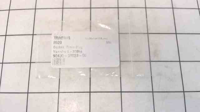 NEW! Yamaha Drain Plug Gasket 90430-08020-00 / ProMarine 8020