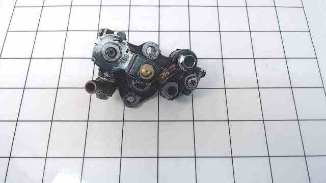 815698 815698T Mercury Mariner 1976-05 Oil Pump 100-200 HP