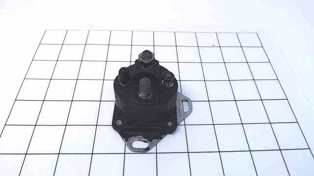 586730 985064 Johnson Evinrude 2002-06 Starter Solenoid Assembly 75-250 HP