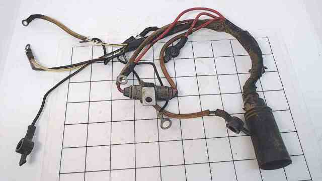 96277A2 96277A4 Mercury Mariner 1980-1989 Wiring Harness 45 50 HP    Southcentral OutboardsSouthcentral Outboards