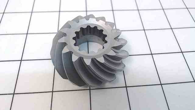 C# 43-824447-3EW Mercury Pinion Gear Teeth: 14  Splines: 13