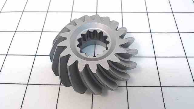 C# 89060 Mercury Pinion Gear Teeth: 17  Splines: 13