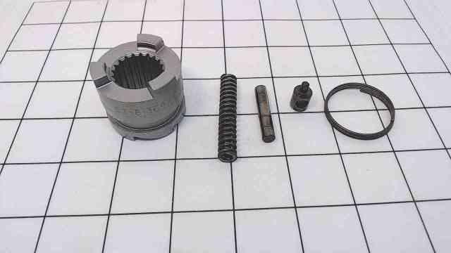 813697 Mercury 1991-06 Clutch Dog W/Cam, Slide, Pin & Springs 40-60 HP 3/6 Jaws