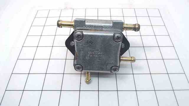 899106T01 Mercury 2006-2010 4 Connections Fuel Pump Assembly 30 40 50 60 HP