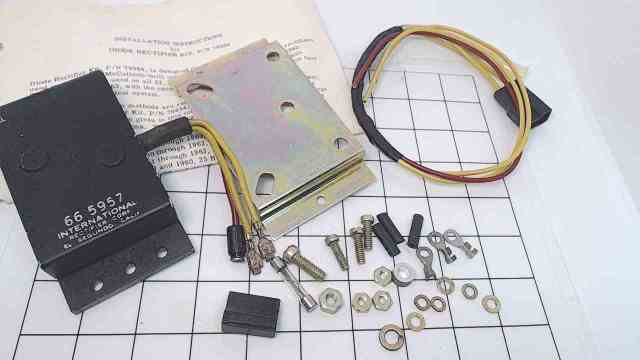 NEW! 79364 Diode Rectifier Kit for McCulloch 1958-1963 22 25 28 40 45 60 75 HP