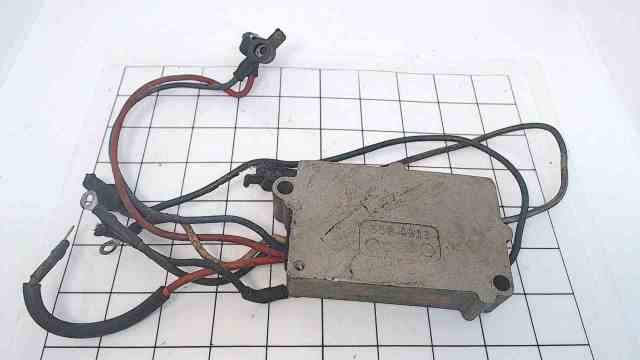 New OEM Mercury Quicksilver Switch Box Assembly Part # 332-7778A12