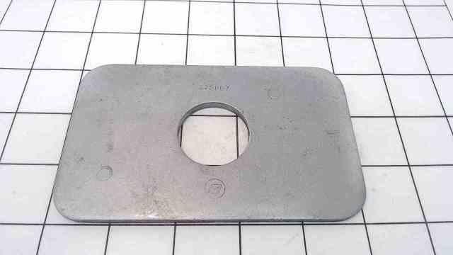 325867 Johnson Evinrude Backing Plate Tool