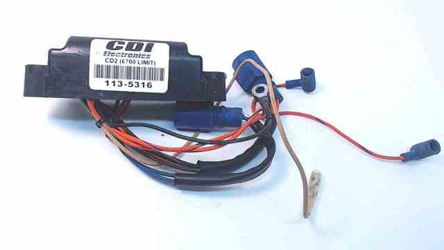 584908 113-5316 CDI 1993-05 Power Pack replaces Johnson 20-50 HP