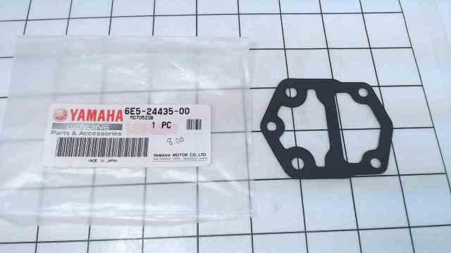 NEW! Yamaha Body Gasket 6E5-24435-00-00