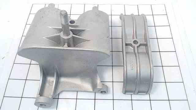 26514 32229 Mercury Coil Fastening Bracket & Clamp