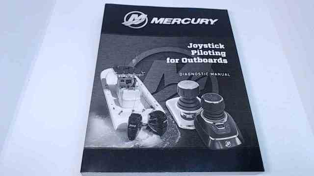 90-8M0110489 Mercury Diagnostic Manual Joystick Piloting For Outboards