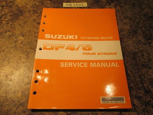 Suzuki df 150 service manual