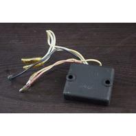 Mercury & Mariner 5 Wire Oil Warning Module 14857A14 8M0024341