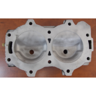 819850 8198501 Force 1992-1999 Cylinder Head 40 50 HP 2 Cylinder CLEAN
