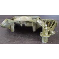 316358 0316358 Johnson Evinrude 1971-72 Steering Bracket, Gear & Shaft 18 25 HP