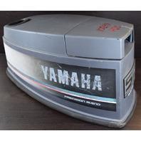 1989  Yamaha Top Hood Cowl Cowling C# 6H4-42611-10 50 HP 2 cylinder 2 stroke